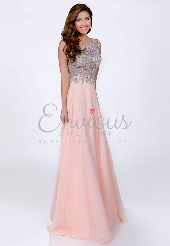 BEADED TULLE BLUSH,MINT 16054