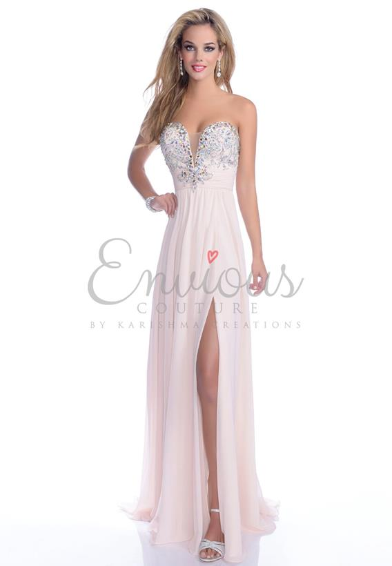 BEADED CHIFFON CHAMPAGNE,NAVY 16249
