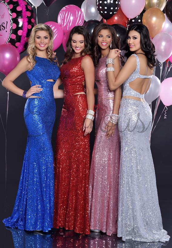 Sequin Red,Royal,Pink,Silver 17032