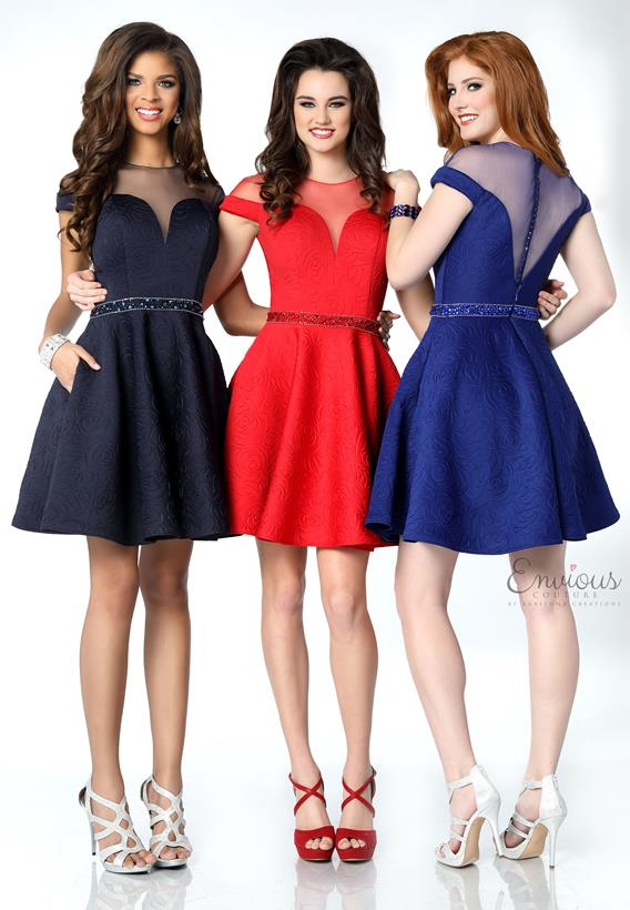 NAVY,COBALT,RED 17507