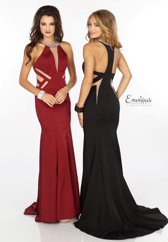 BEADED MATTE SATIN BURGUNDY,BLACK,ROYAL 18019