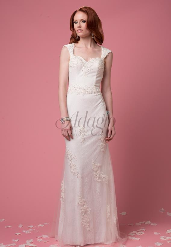 LACE  IVORY,WHITE D9136