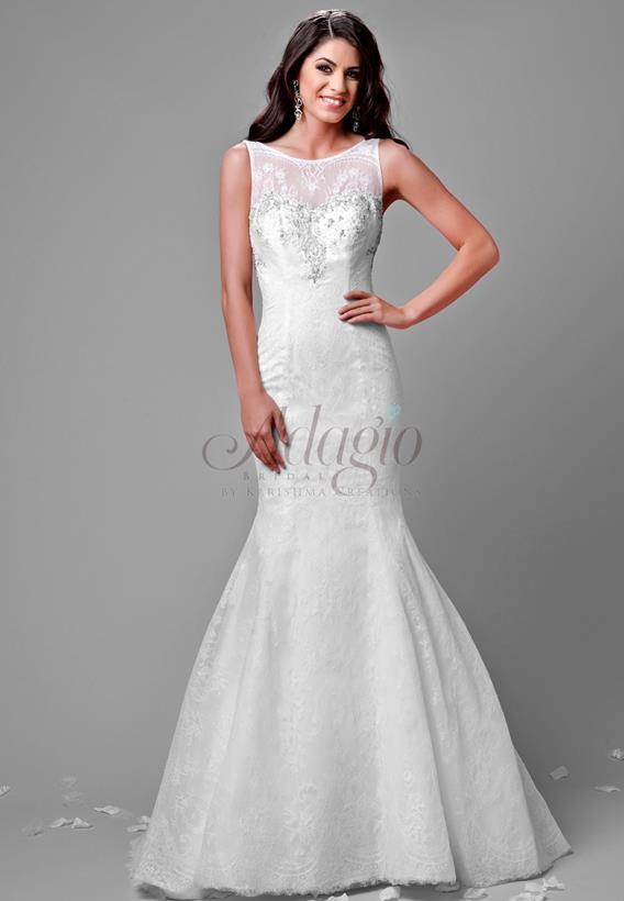 LACE IVORY,WHITE W9168