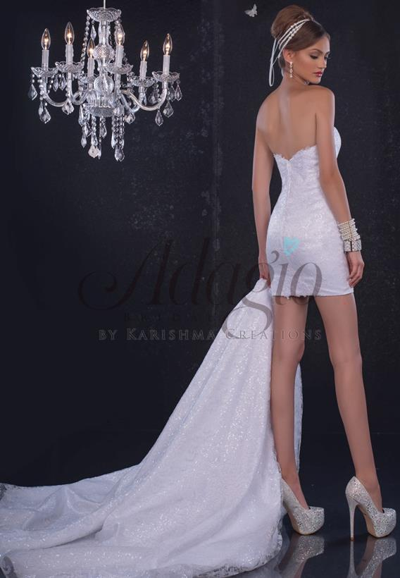 Lace Ivory,White W9262