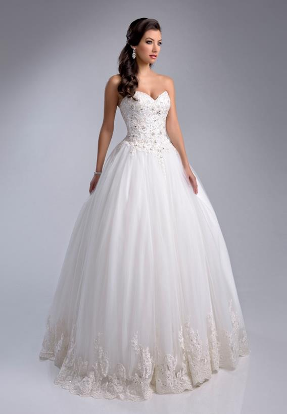 BEADED LACE TULLE  IVORY,WHITE W9213