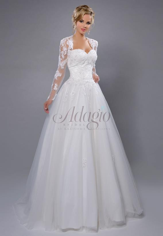 BEADED TULLE  IVORY,WHITE W9219