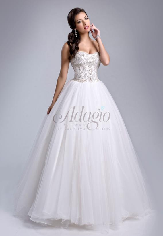 BEADED TULLE  IVORY,WHITE W9223